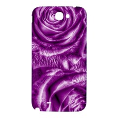 Gorgeous Roses,purple  Samsung Note 2 N7100 Hardshell Back Case