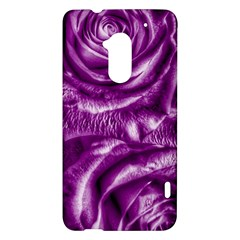 Gorgeous Roses,purple  HTC One Max (T6) Hardshell Case