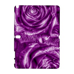 Gorgeous Roses,purple  Samsung Galaxy Note 10.1 (P600) Hardshell Case