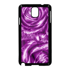 Gorgeous Roses,purple  Samsung Galaxy Note 3 Neo Hardshell Case (Black)