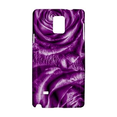 Gorgeous Roses,purple  Samsung Galaxy Note 4 Hardshell Case