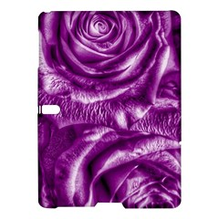 Gorgeous Roses,purple  Samsung Galaxy Tab S (10.5 ) Hardshell Case