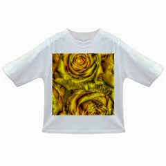 Gorgeous Roses, Yellow  Infant/Toddler T-Shirts