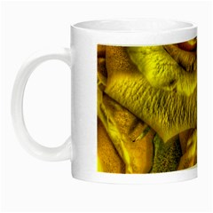 Gorgeous Roses, Yellow  Night Luminous Mugs
