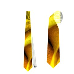 Gorgeous Roses, Yellow  Neckties (one Side)