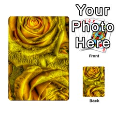 Gorgeous Roses, Yellow  Multi-purpose Cards (Rectangle)