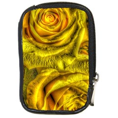 Gorgeous Roses, Yellow  Compact Camera Cases