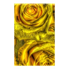 Gorgeous Roses, Yellow  Shower Curtain 48  X 72  (small)
