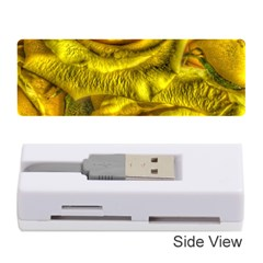 Gorgeous Roses, Yellow  Memory Card Reader (Stick)