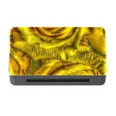 Gorgeous Roses, Yellow  Memory Card Reader with CF