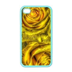 Gorgeous Roses, Yellow  Apple iPhone 4 Case (Color)