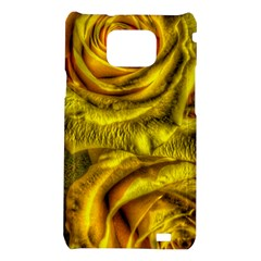Gorgeous Roses, Yellow  Samsung Galaxy S2 i9100 Hardshell Case