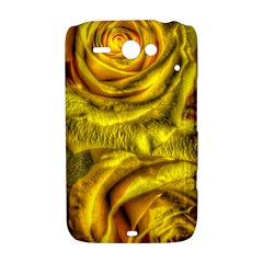 Gorgeous Roses, Yellow  HTC ChaCha / HTC Status Hardshell Case