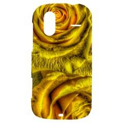Gorgeous Roses, Yellow  HTC Amaze 4G Hardshell Case