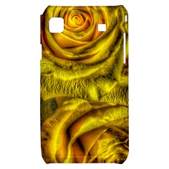 Gorgeous Roses, Yellow  Samsung Galaxy S i9000 Hardshell Case