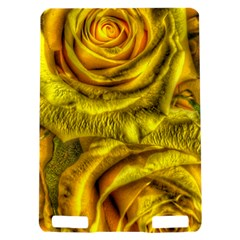 Gorgeous Roses, Yellow  Kindle Touch 3G