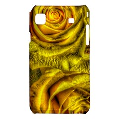 Gorgeous Roses, Yellow  Samsung Galaxy S i9008 Hardshell Case