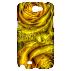 Gorgeous Roses, Yellow  Samsung Galaxy Note 2 Hardshell Case
