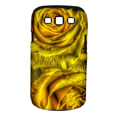 Gorgeous Roses, Yellow  Samsung Galaxy S III Classic Hardshell Case (PC+Silicone)