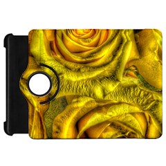 Gorgeous Roses, Yellow  Kindle Fire Hd Flip 360 Case