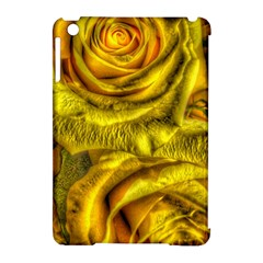Gorgeous Roses, Yellow  Apple iPad Mini Hardshell Case (Compatible with Smart Cover)