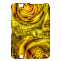 Gorgeous Roses, Yellow  Kindle Fire HD 8.9