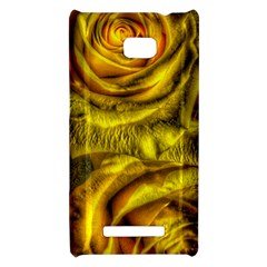 Gorgeous Roses, Yellow  HTC 8X