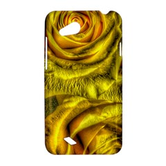 Gorgeous Roses, Yellow  HTC Desire VC (T328D) Hardshell Case
