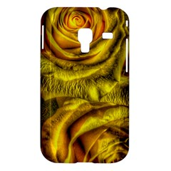 Gorgeous Roses, Yellow  Samsung Galaxy Ace Plus S7500 Hardshell Case