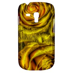 Gorgeous Roses, Yellow  Samsung Galaxy S3 MINI I8190 Hardshell Case