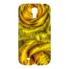 Gorgeous Roses, Yellow  Samsung Galaxy S4 I9500/I9505 Hardshell Case