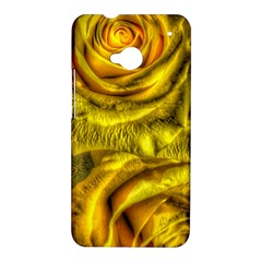 Gorgeous Roses, Yellow  HTC One M7 Hardshell Case