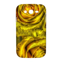 Gorgeous Roses, Yellow  Samsung Galaxy Grand DUOS I9082 Hardshell Case