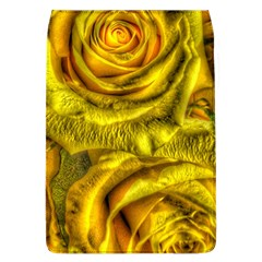 Gorgeous Roses, Yellow  Flap Covers (L)