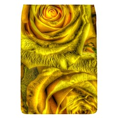 Gorgeous Roses, Yellow  Flap Covers (s)