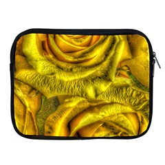 Gorgeous Roses, Yellow  Apple iPad 2/3/4 Zipper Cases