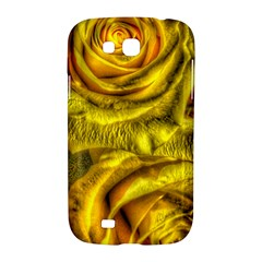 Gorgeous Roses, Yellow  Samsung Galaxy Grand GT-I9128 Hardshell Case