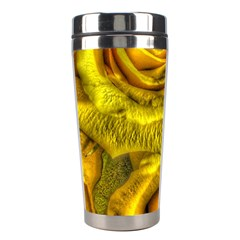 Gorgeous Roses, Yellow  Stainless Steel Travel Tumblers