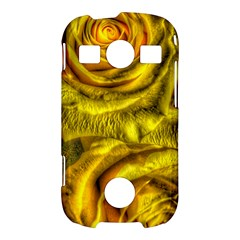 Gorgeous Roses, Yellow  Samsung Galaxy S7710 Xcover 2 Hardshell Case