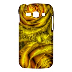 Gorgeous Roses, Yellow  Samsung Galaxy Ace 3 S7272 Hardshell Case