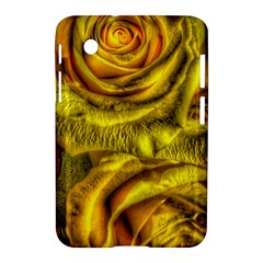 Gorgeous Roses, Yellow  Samsung Galaxy Tab 2 (7 ) P3100 Hardshell Case