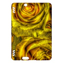 Gorgeous Roses, Yellow  Kindle Fire HDX Hardshell Case