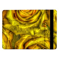 Gorgeous Roses, Yellow  Samsung Galaxy Tab Pro 12.2  Flip Case