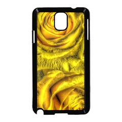 Gorgeous Roses, Yellow  Samsung Galaxy Note 3 Neo Hardshell Case (black)