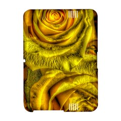 Gorgeous Roses, Yellow  Kindle Fire HD Hardshell Case