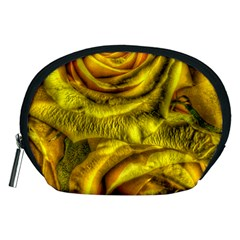 Gorgeous Roses, Yellow  Accessory Pouches (Medium)
