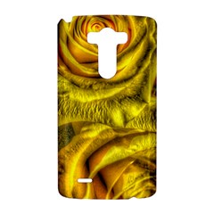 Gorgeous Roses, Yellow  LG G3 Hardshell Case