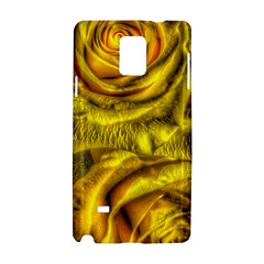 Gorgeous Roses, Yellow  Samsung Galaxy Note 4 Hardshell Case