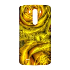 Gorgeous Roses, Yellow  LG G3 Back Case