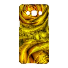 Gorgeous Roses, Yellow  Samsung Galaxy A5 Hardshell Case